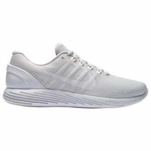 (取寄)ナイキ メンズ ルナグライド 9 Nike Men's LunarGlide 9 Pure Platinum White