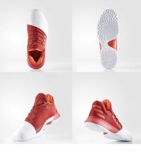 (取寄)アディダス メンズ ハーデン ボリューム 1シューズ バスケットボールシューズ adidas Men's Harden Vol. 1 Shoes Scarlet/Running