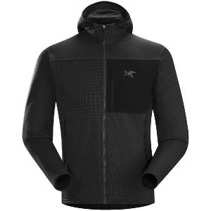 (取寄)アークテリクス メンズ フォートレズ フリース フーデッド ジャケット Arc'teryx Men's Fortrez Fleece Hooded Jacket