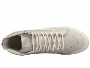VANS(バンズ) スニーカー メンズ スケーターハイ スリム ジップVans Men's SK8-Hi Slim Zip (Leather) Wind Chime/Blanc De Blanc