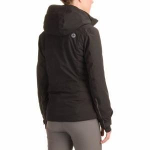 (取寄)マーモット レディース ジャスパー プリマロフト ジャケット Marmot Women Jasper PrimaLoft Jacket Black