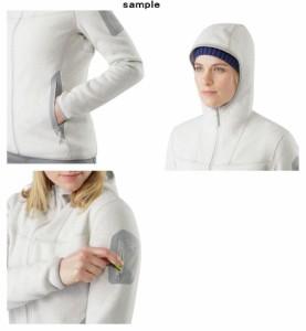 (取寄)アークテリクス レディース コバート フーデッド フリース ジャケット Arc'teryx WomenCovert Hooded Fleece Jacket Caper