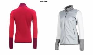 (取寄)マーモット レディース Thirona フリース ジャケット Marmot Women Thirona Fleece Jacket Grey Storm/Bright Steel
