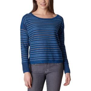 (取寄)プラナ レディース ホイットリー セーター Prana Women Whitley Sweater Dark Cobalt