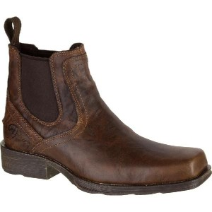 (取寄)アリアト メンズ ミッドタウン ランブラー ブーツ Ariat Men's Midtown Rambler Boot Barn Brown