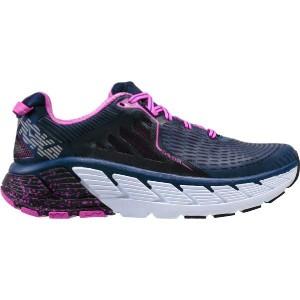 (取寄)ホカ オネオネ レディース ガヴィオータ ランニングシューズ Hoka One One Women Gaviota Running Shoe Medieval Blue/Fuchsia