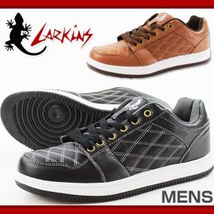 スニーカー ローカット メンズ 靴 LARKINS L-6298 ラーキンス