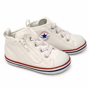 【即納】コンバース ベビーオールスター N Z ベビースニーカー 子供靴 ファスナー 贈り物