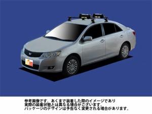 システムキャリア トヨタ TOYOTA アリオン 型式 ZRT260 ZRT261 ZRT265 SK0 スキースノボ 平積 1台分 タフレック TUFREQ