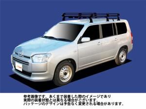 ルーフキャリア タフレック PF431D トヨタ TOYOTA プロボックス / NCP160V NCP165V NSP160V Pシリーズ TUFREQ 精興工業