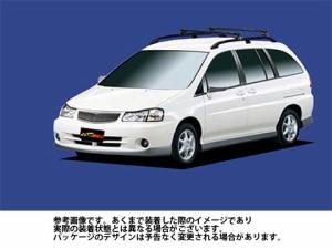 システムキャリア ▽日産 NISSAN☆ プレーリーリバティ 型式 PM12 PNM12 ベースキット 1台分 タフレック TUFREQ ニッサン VB6 FRA1