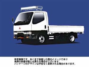 ルーフキャリア タフレック CF423A ミツビシ 三菱ふそう MITSUBISHI キャンター / F5系 Cシリーズ TUFREQ 精興工業