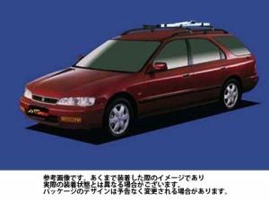 システムキャリア ホンダ HONDA アコードワゴン 型式 CD CE CF AS0 サイクル 正立 1台分 タフレック TUFREQ