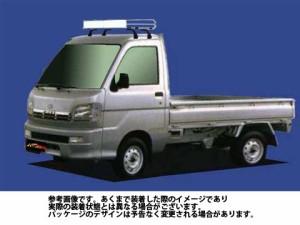 ルーフキャリア タフレック CL228A ダイハツ DAIHATSU ハイゼットトラック / S200P S210P S221P / Cシリーズ トラック スチ