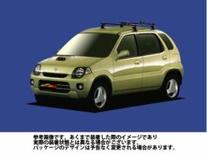 システムキャリア スズキ SUZUKI Kei 型式 HN11S SGシリーズ 1台分 単体積み タフレック TUFREQ 精興工業