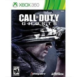 【4月18日発送★新品★送料無料メール便】Xbox360ソフト輸入版 Call of Duty GHOSTS コールオブデューティーゴースト (海外版) (CERO区分