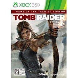 【新品★送料無料メール便】Xbox360ソフト トゥームレイダー ゲームオブザイヤー エディション (スク