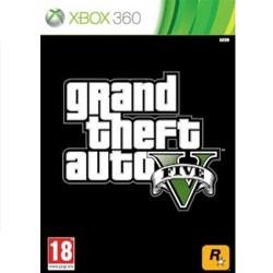 【4月18日発送★新品★送料無料メール便】Xbox360ソフト輸入版 Grand Theft Auto V (輸入版) (通常版)グランド・セフト・オート V (CERO