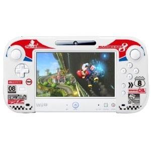 ★2月19日発送★新品】WiiU周辺機器 シリコンカバーコレクション for Wii U GamePadマリオカート8 Type-A