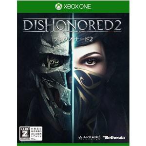【+6月22日発送★新品】XboxOneソフト Dishonored 2 (CERO区分_Z) (ハピ