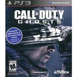 棚卸しの為★3月3日発送★新品】PS3ソフト輸入版 Call of Duty GHOSTS コールオブデューティーゴースト (海外版) (CERO区分_Z相当)