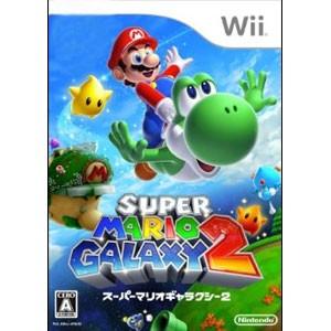 【4月18日発送★新品★送料無料メール便】Wiiソフト スーパーマリオギャラクシー2