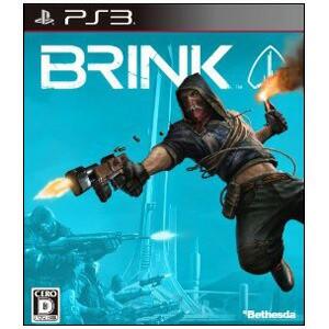 【+4月27日発送★新品】PS3ソフト BRINK ブリンク