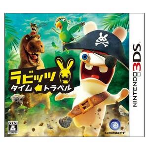 【新品★送料無料メール便】3DSソフトラビッツ タイム・トラベル 3DS
