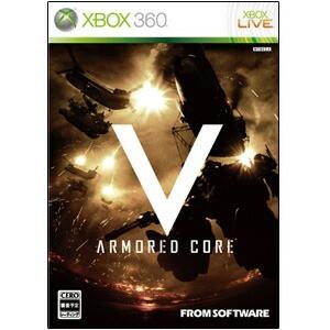 【新品★送料無料メール便】Xbox360ソフト ARMORED CORE V アーマード・コア ファイブ
