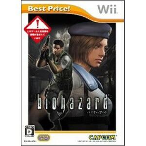 【4月18日発送★新品★送料無料メール便】Wiiソフト バイオハザード Best Price!