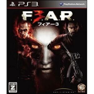 【新品★送料無料メール便】PS3ソフト フィアー3 F.3.A.R (CERO区分_Z)