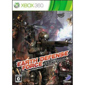 【新品★送料無料メール便】Xbox360ソフトEARTH DEFENSE FORCE: INSECT ARMAGEDDON
