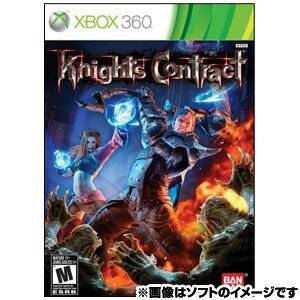 【4月18日発送★新品★送料無料メール便】Xbox360ソフト Knights Contract ナイツコントラクト R3J-00001 (マ
