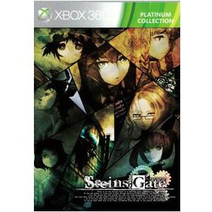 【新品★送料無料メール便】Xbox360ソフトSteins;Gateシュタインズ・ゲート プラチナコレクション W2D-00004 (マ