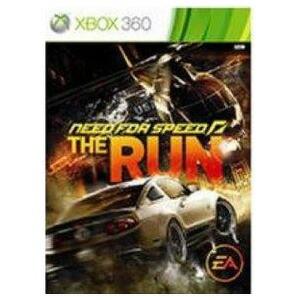 【新品★送料無料メール便】Xbox360ソフト ニード・フォー・スピード ザ・ラン (セ