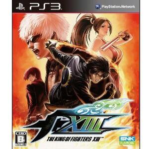 【新品★送料無料メール便】PS3ソフト ザ・キング・オブ・ファイターズ XIII
