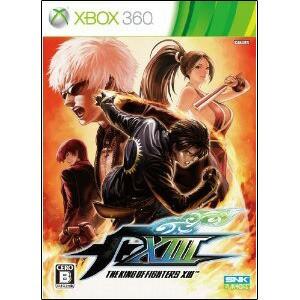 【新品★送料無料メール便】Xbox360ソフト ザ・キング・オブ・ファイターズ XIII (セ