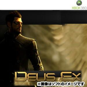 【新品★送料無料メール便】Xbox360ソフト デウスエクス