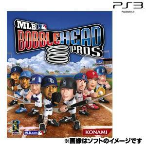【新品★送料無料メール便】PS3ソフト MLB ボブルヘッド! BLJM-60998 (コナ