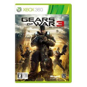 【新品★送料無料メール便】Xbox360ソフト Gears of War 3 通常版 (CERO区分_Z)
