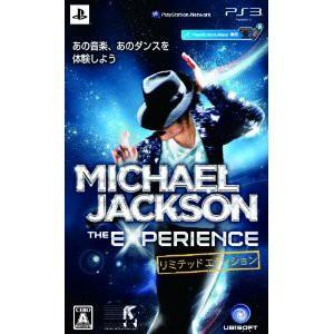 【処分特価★5月1日発送★新品★送料無料】PS3ソフト マイケル・ジャクソン ザ・エクスペリエンス リミテッドエディション