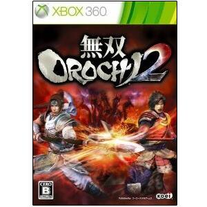 【新品★送料無料メール便】Xbox360ソフト 無双OROCHI 2 通常版 4GQ-00001 (マ