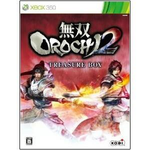 【新品★送料無料メール便】Xbox360ソフト 無双OROCHI 2 トレジャーBOX