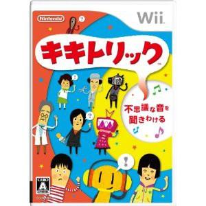 【新品★送料無料メール便】Wiiソフト キキトリック