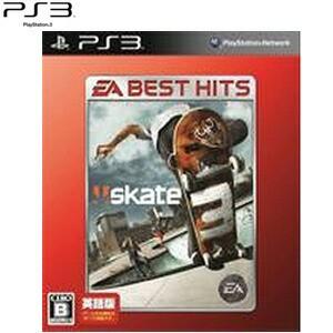 【5月1日発送★新品★送料無料メール便】PS3ソフト EA BEST HITS スケート 3 英語版 (SKATE3) BLJM-60410 (セ