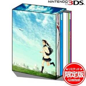 【新品★送料無料メール便】3DSソフト NEWラブプラス マナカアートブックセット限定版  (コナ
