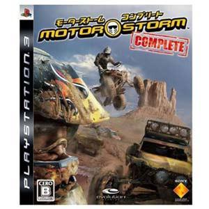 【新品】PS3ソフト MotorStorm Completeモーターストームコンプリート プレイステーション3 プレステ3 PlayStation3