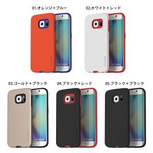 ☆ araree Galaxy S6 edge (SC-04G/SCV31/404SC) 専用 エイミーバーケース