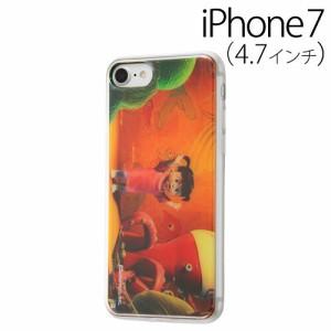 ☆ ディズニー iPhone7 専用 TPUケース 背面パネルセット モンスターズ・インク6 IJ-DP7TP/MI006[レビューを書いてメール便送料無料]