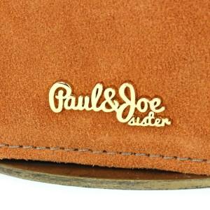 PAUL&JOE SISTER(ポール&ジョー シスター)スエードレザー 配色 チェーン BRINDY  バッグ・3643106017-2021401
